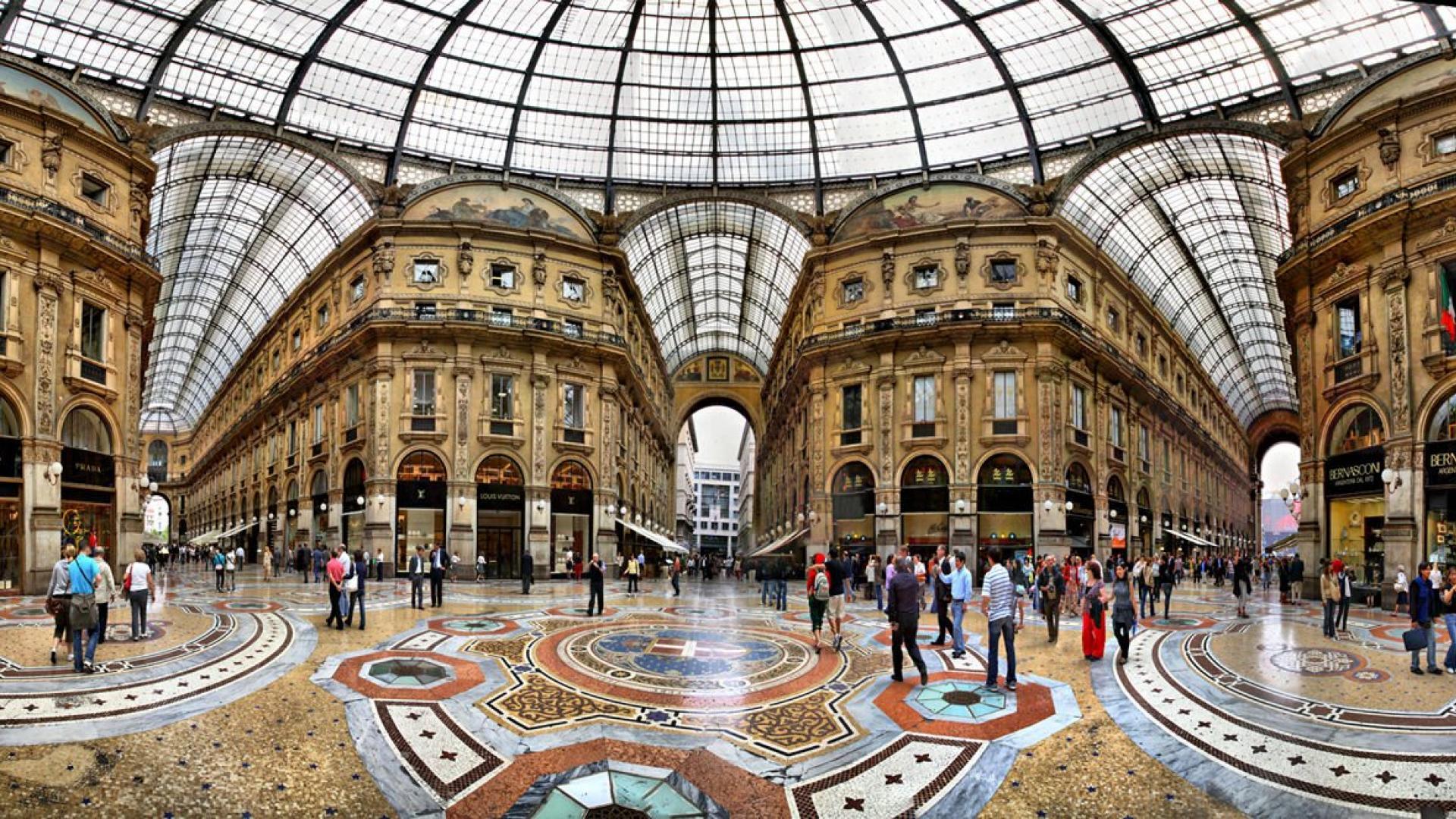 Милан + шопинг