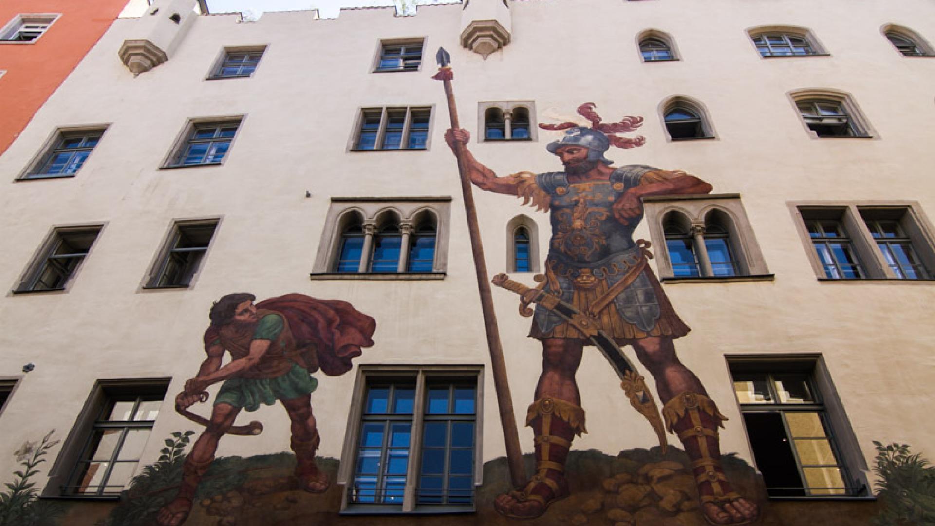 Regensburg ve středu