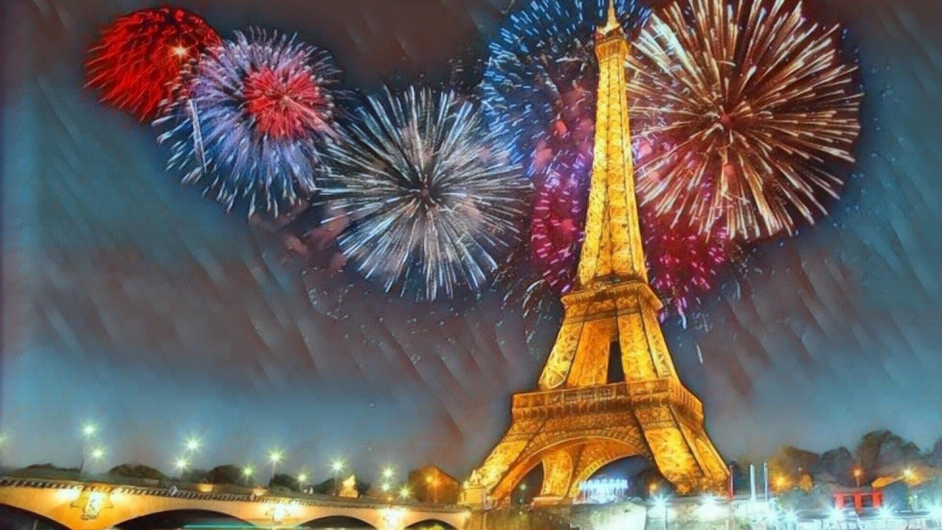 Новогодний Париж 2020 (3 дня)