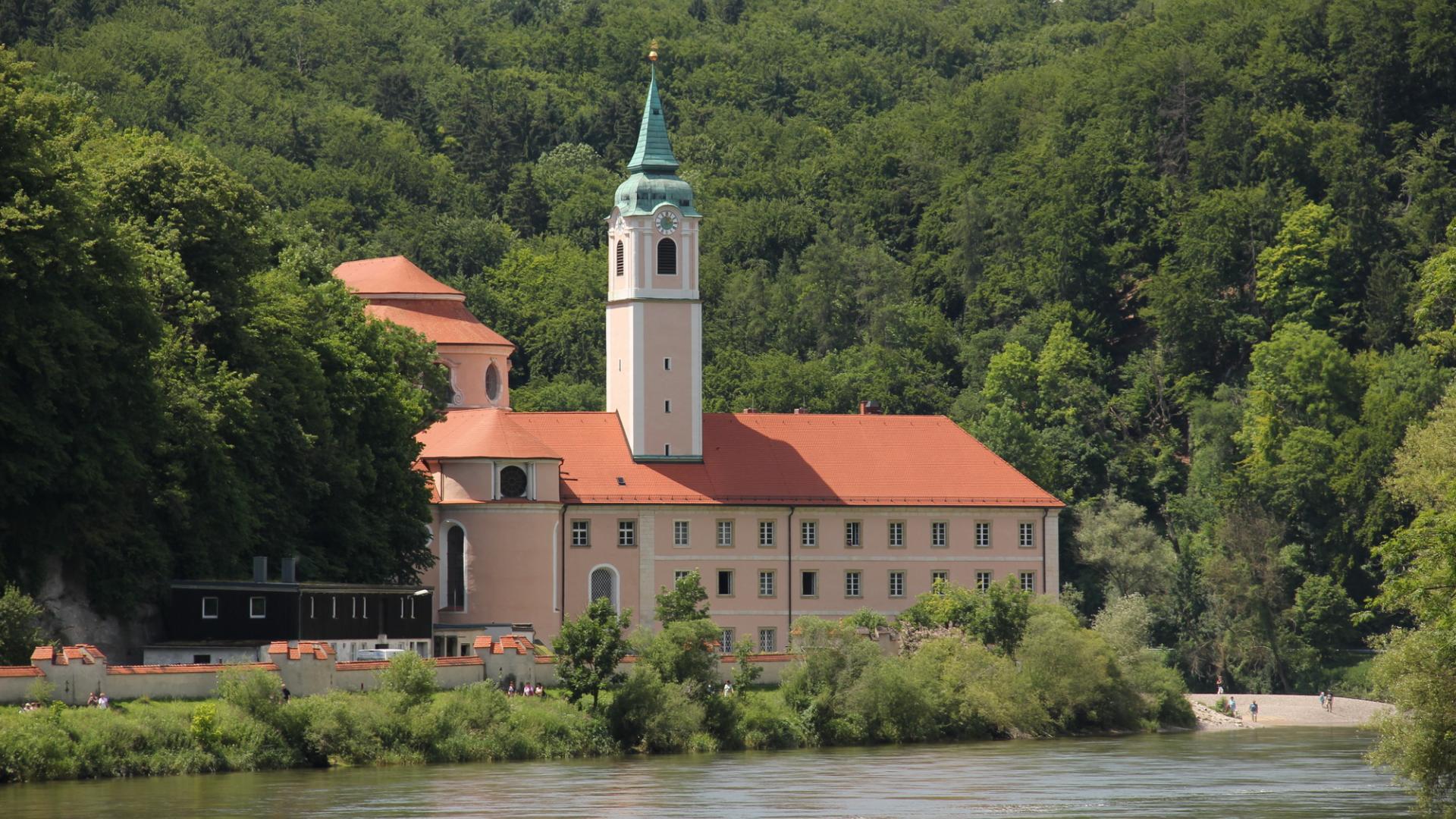 Регенсбург+монастырь Вельтенбург в среду