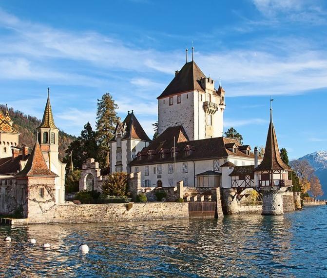 Francie + Švýcarsko