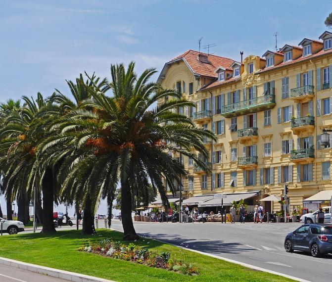 Лазурный берег - Канны, Ницца, Монте Карло