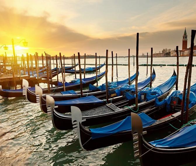 Verona + Benátky