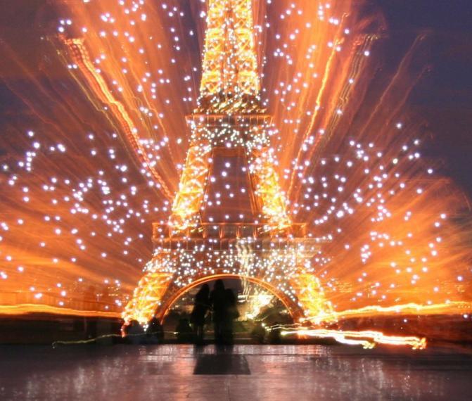 Новогодний Париж 2019 (2 дня)