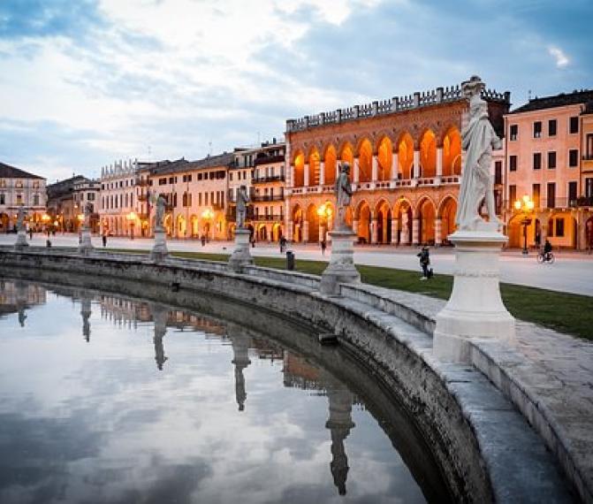 Vánoční Verona + Benátky + Padova
