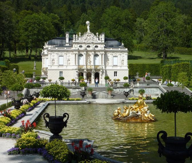 Zámky Bavorska + Mnichov v sobotu