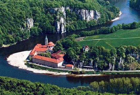 Регенсбург+монастырь Вельтенбург