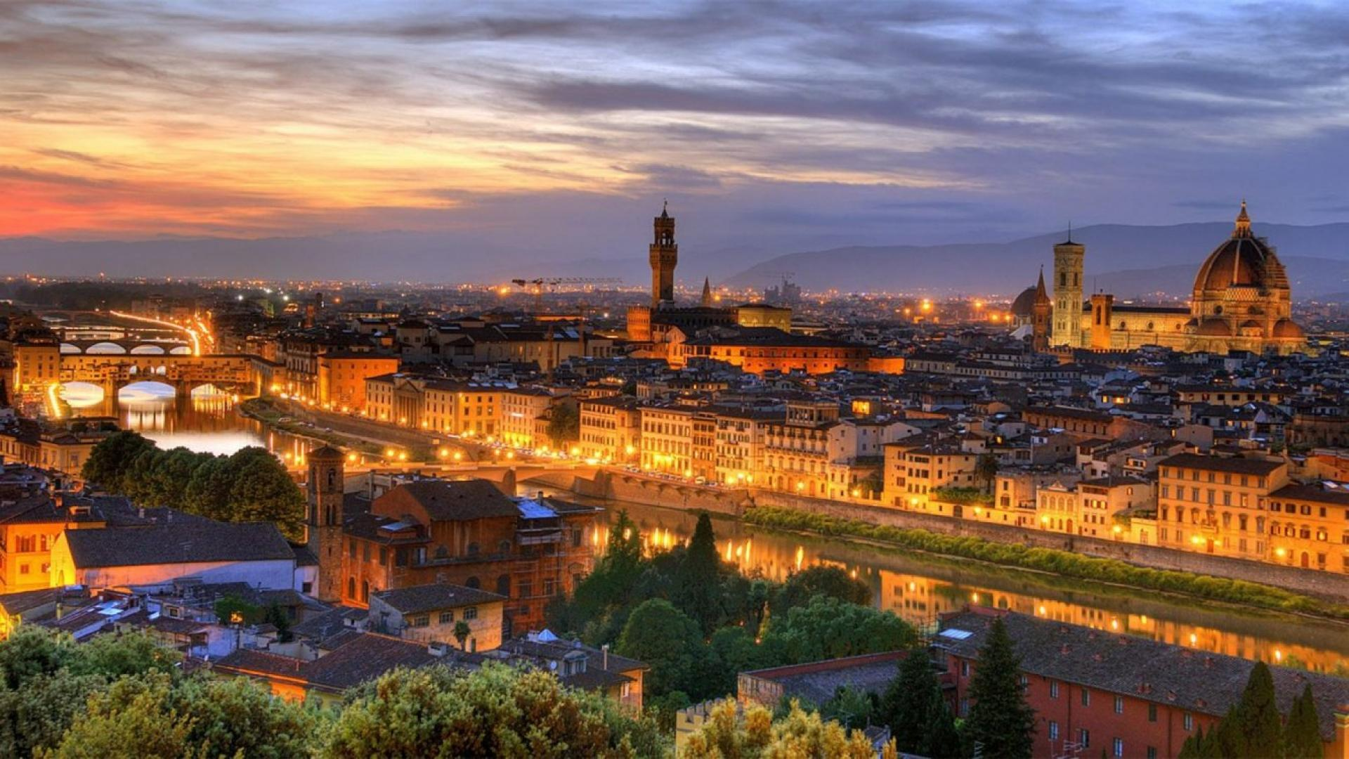 Milan + Genova + Firencie