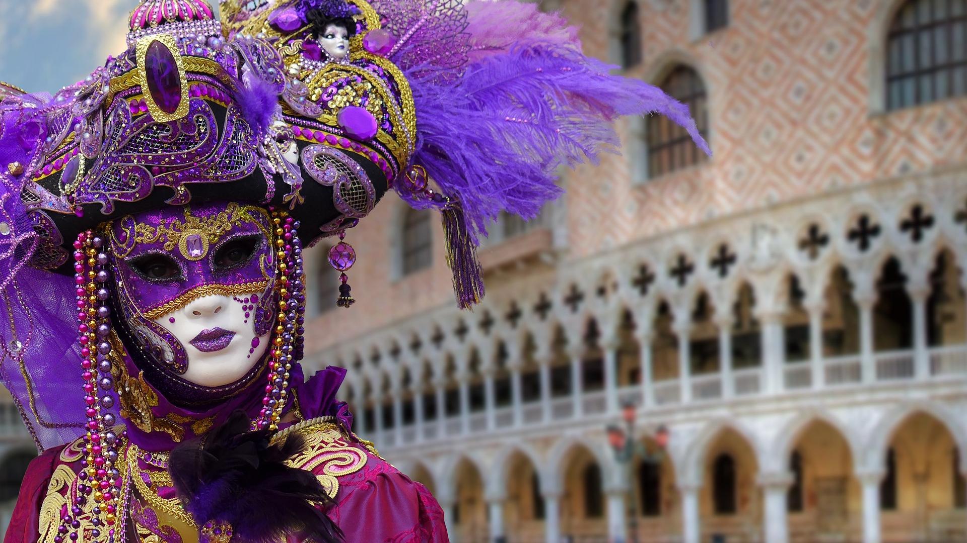 Венецианский карнавал + Верона 2019