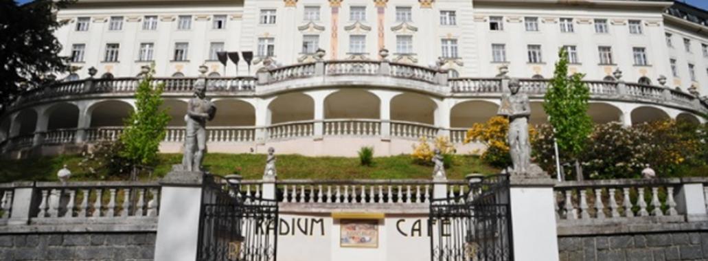 ДОБРО ПОЖАЛОВАТЬ НА КУРОРТ ЯХИМОВ - первый радоновый курорт в мире!