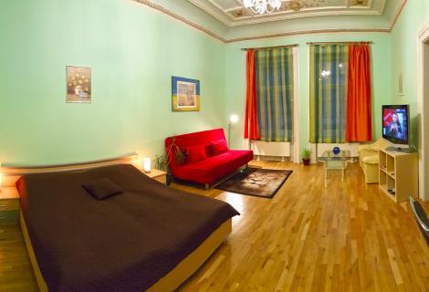 Apartament в Праге - Лилия 6