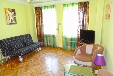 Apartament в Праге - Лилия 3