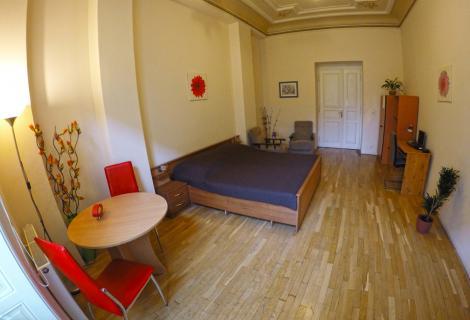 Апартаменты в Праге - Лилия 4